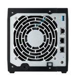 Asustor Asustor AS4004T Armada 7020 Ethernet LAN Zwart NAS
