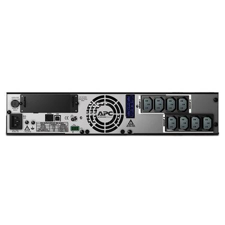 APC APC Smart-UPS X 1500VA noodstroomvoeding 8x C13 uitgang, USB, NMC