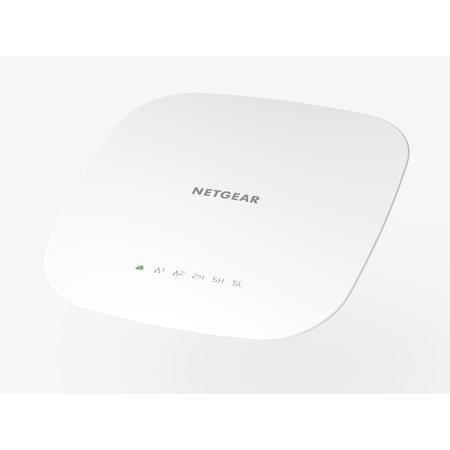 Netgear Netgear WAC540 WLAN toegangspunt 1733 Mbit/s Power over Ethernet (PoE) Wit