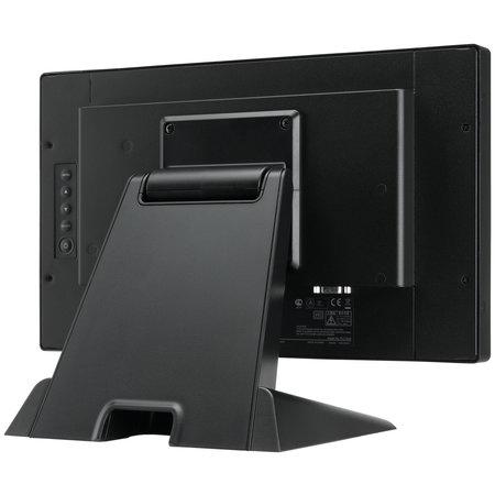 "Iiyama iiyama ProLite T1634MC-B5X touch screen-monitor 39,6 cm (15.6"") 1366 x 768 Pixels Zwart Multi-touch Multi-gebruiker"