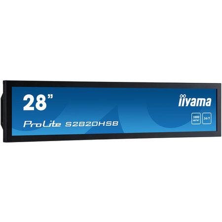 Iiyama iiyama S2820HSB-B1 beeldkrant