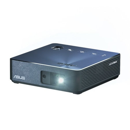 Asus ASUS ZenBeam S2 beamer/projector DLP 720p (1280x720) Draagbare projector Zwart