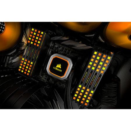 Corsair Corsair Dominator Platinum RGB geheugenmodule 16 GB 2 x 8 GB DDR4 3200 MHz