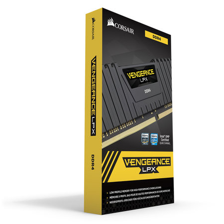 Corsair Corsair Vengeance LPX 64GB DDR4 3000MHz geheugenmodule 4 x 16 GB