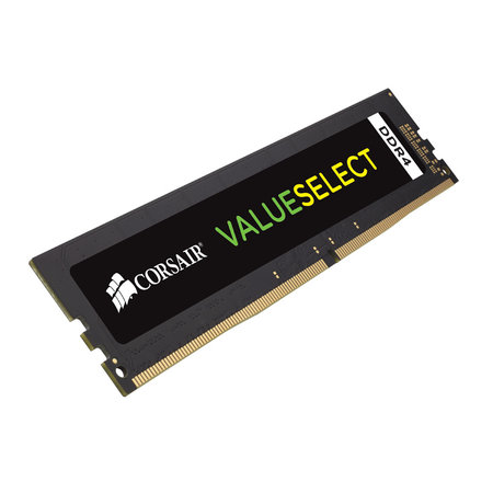 Corsair Corsair ValueSelect 8 GB, DDR4, 2666 MHz geheugenmodule 1 x 8 GB