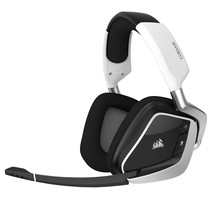 Headset CORSAIR Gaming VOID PRO WL White (USB/Dolby 7.1)