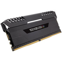 DDR4 16GB PC 2666 CL16 CORSAIR KIT (2x8GB) VengeanceT zwart retail