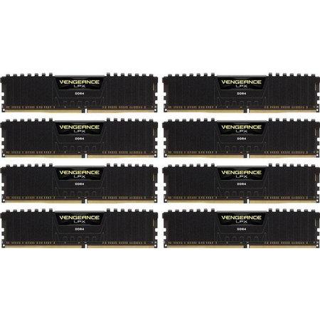 Corsair Corsair Vengeance LPX 128GB DDR4-3000 geheugenmodule 8 x 16 GB 3000 MHz