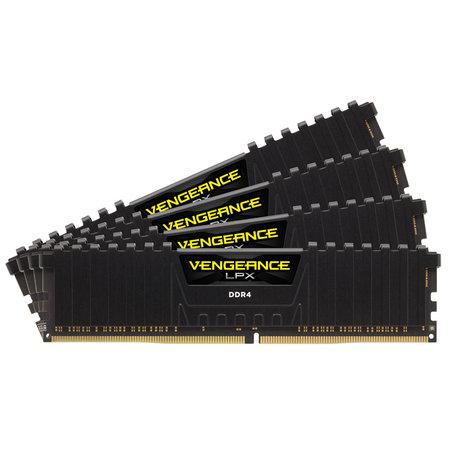 Corsair Corsair Vengeance LPX 8x16GB DDR4 geheugenmodule 128 GB 2666 MHz