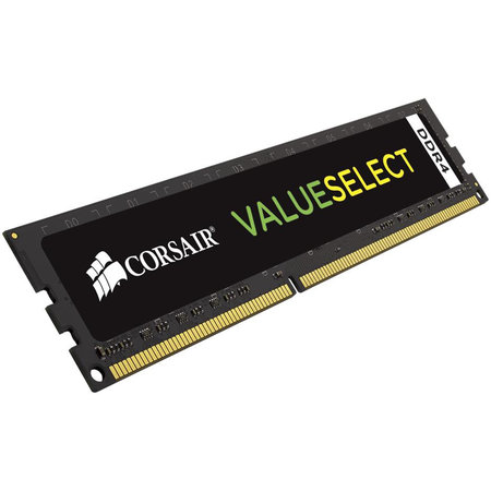 Corsair Corsair Value Select 8GB PC4-17000 geheugenmodule 1 x 8 GB DDR4 2133 MHz