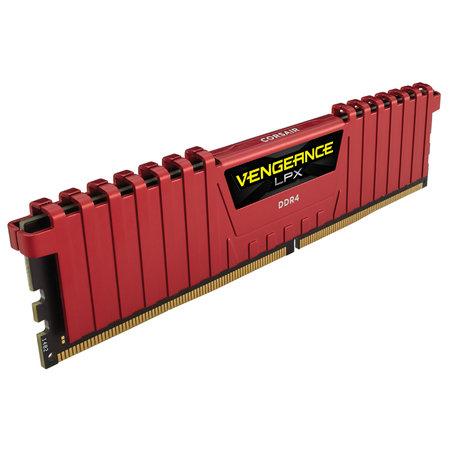 Corsair Corsair Vengeance LPX geheugenmodule 64 GB 4 x 16 GB DDR4 2133 MHz