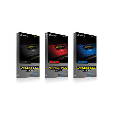Corsair Corsair Vengeance LPX 8GB DDR4-2133 geheugenmodule 2 x 4 GB 2133 MHz
