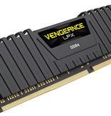 Corsair Corsair 4GB DDR4-2400 geheugenmodule 1 x 4 GB 2400 MHz