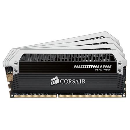 Corsair Corsair Dominator Platinum geheugenmodule 16 GB 4 x 4 GB DDR4 2666 MHz