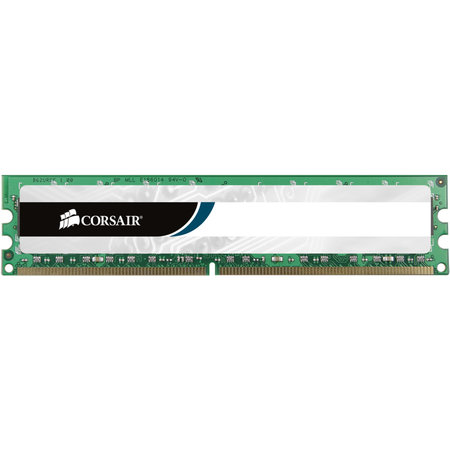 Corsair Corsair 4GB DDR3 1600MHz UDIMM geheugenmodule 1 x 4 GB
