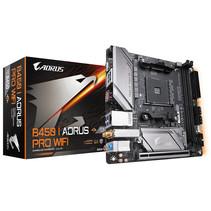 Gigabyte B450 I AORUS PRO WIFI moederbord Socket AM4 Mini ATX AMD B450