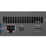 Gigabyte Gigabyte GB-BRI3-8130 PC/workstation barebone i3-8130U 2,2 GHz 0,46L maat pc Zwart