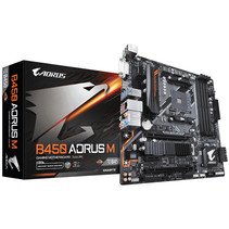 MB Gigabyte B450 AORUS M        (B450,AM4,mATX,DDR4,VGA,AMD)