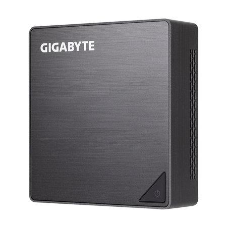 Gigabyte Gigabyte GB-BRI5-8250-BW PC/workstation barebone i5-8250U 1,60 GHz UCFF Zwart BGA 1356