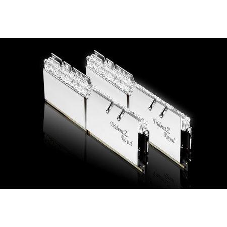 G.Skill G.Skill Trident Z Royal F4-3200C16D-32GTRS geheugenmodule 32 GB 2 x 16 GB DDR4 3200 MHz
