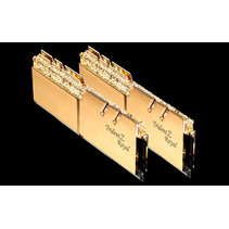 G.Skill Trident Z Royal F4-3000C16D-32GTRG geheugenmodule 32 GB DDR4 3000 MHz