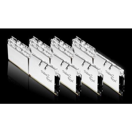 G.Skill G.Skill Trident Z Royal F4-3000C16Q-32GTRS geheugenmodule 32 GB 4 x 8 GB DDR4 3000 MHz