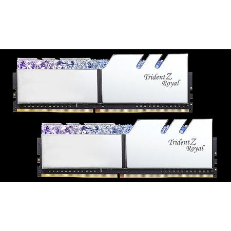 G.Skill G.Skill Trident Z Royal F4-3600C16D-16GTRS geheugenmodule 16 GB 2 x 8 GB DDR4 3600 MHz