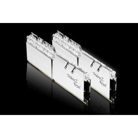 G.Skill G.Skill Trident Z Royal F4-4600C18D-16GTRS geheugenmodule 16 GB 2 x 8 GB DDR4 4600 MHz