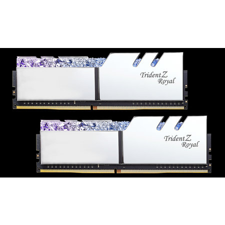 G.Skill G.Skill Trident Z Royal F4-3200C14D-16GTRS geheugenmodule 16 GB 2 x 8 GB DDR4 3200 MHz