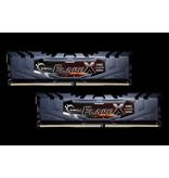 G.Skill G.Skill Flare X (for AMD) F4-3200C16D-16GFX geheugenmodule 16 GB 2 x 8 GB DDR4 3200 MHz