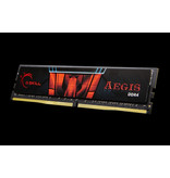 G.Skill G.Skill Aegis F4-2666C19D-32GIS geheugenmodule 32 GB 2 x 16 GB DDR4 2666 MHz
