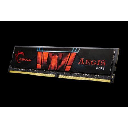 G.Skill G.Skill Aegis F4-2666C19S-16GIS geheugenmodule 16 GB 1 x 16 GB DDR4 2666 MHz