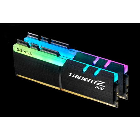 G.Skill G.Skill Trident Z RGB (For AMD) F4-3200C16D-32GTZRX geheugenmodule 32 GB 2 x 16 GB DDR4 3200 MHz