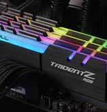 G.Skill G.Skill Trident Z RGB F4-3200C16Q-64GTZR geheugenmodule 64 GB 4 x 16 GB DDR4 3200 MHz