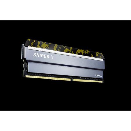 G.Skill G.Skill Sniper X F4-3600C19D-32GSXKB geheugenmodule 32 GB 2 x 16 GB DDR4 3600 MHz
