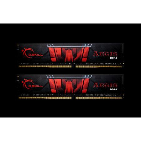 G.Skill G.Skill Aegis DDR4 geheugenmodule 32 GB 2 x 16 GB 3000 MHz