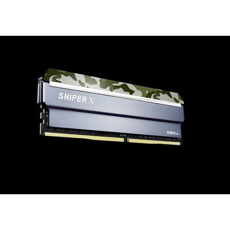 G.Skill G.Skill Sniper X geheugenmodule 32 GB 2 x 16 GB DDR4 3200 MHz