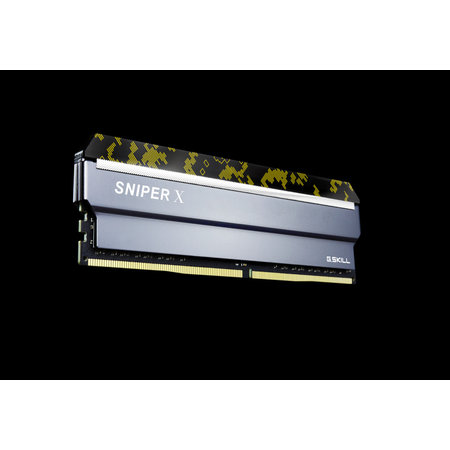 G.Skill G.Skill Sniper X geheugenmodule 16 GB 2 x 8 GB DDR4 3200 MHz