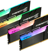 G.Skill G.Skill Trident Z RGB F4-4000C17Q-32GTZR geheugenmodule 32 GB 4 x 8 GB DDR4 4000 MHz