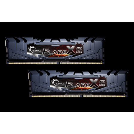 G.Skill G.Skill F4-3200C14D-16GFX geheugenmodule 16 GB 2 x 8 GB DDR4 3200 MHz