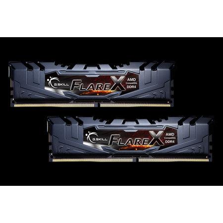G.Skill G.Skill F4-2400C15D-16GFX geheugenmodule 16 GB 2 x 8 GB DDR4 2400 MHz
