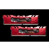 G.Skill G.Skill F4-2400C16D-16GFXR geheugenmodule 16 GB 2 x 8 GB DDR4 2400 MHz
