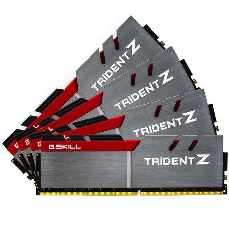 G.Skill G.Skill 64GB DDR4-3200 geheugenmodule 4 x 16 GB 3200 MHz