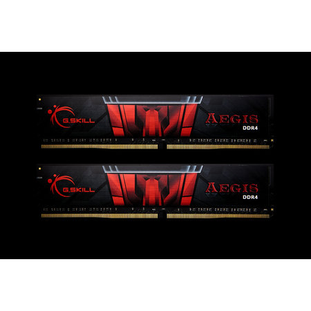 G.Skill G.Skill 8GB DDR4-2400 geheugenmodule 2 x 4 GB 2400 MHz