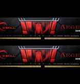 G.Skill G.Skill 8GB DDR4-2133 geheugenmodule 2 x 4 GB 2133 MHz