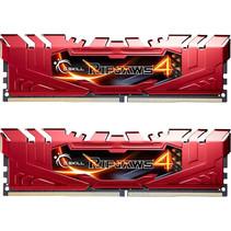 DDR4 16GB PC 2666 CL15 G.Skill KIT (2x8GB) 16GRR Ripja