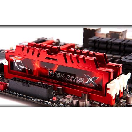 G.Skill G.Skill RipjawsX, 16GB (2x 8GB) DDR3 geheugenmodule 2 x 8 GB 2133 MHz