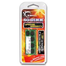 SO DDR3 4GB PC 1333 CL9   G.Skill (1x4GB) 1,35V 4GSL