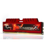 G.Skill G.Skill 8GB DDR3-1600 CL10 RipjawsX geheugenmodule 1 x 8 GB 1600 MHz
