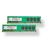 G.Skill G.Skill 4GB PC2-6400 Kit geheugenmodule 2 x 2 GB DDR2 800 MHz